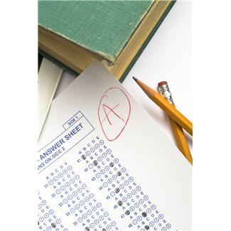 test sheet