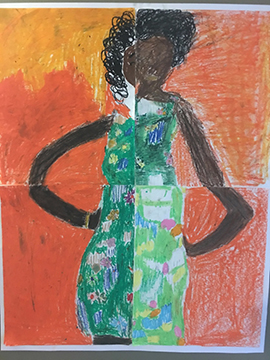 Upper Elementary Art Project