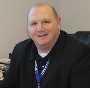 Dr. Ricky Catlett, High School Principal