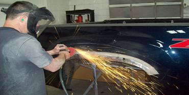 Auto Body Repair-Welding