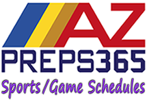 AZPreps365 Online Game Schedule
