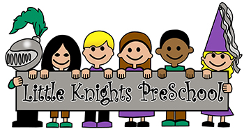 Little Knights Preschool logo