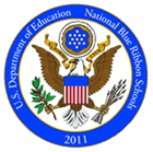 Blue Ribbon School logo
