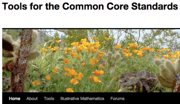 Tools for Common Core