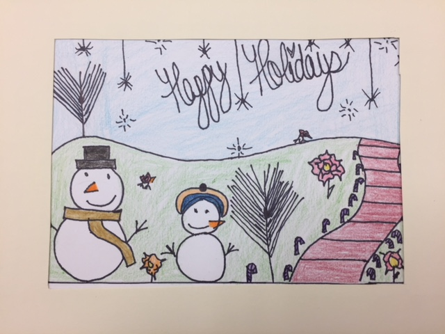 Christmas Card Project 3