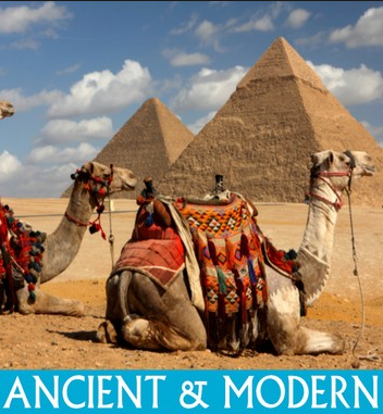 World Civilizations - Ancient and Modern Egypt