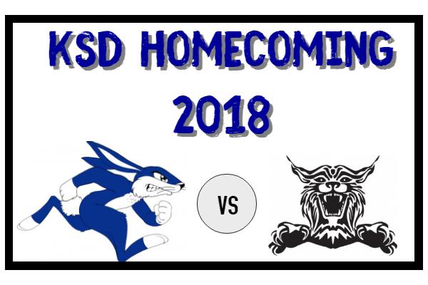 KSD Homecoming 2018 Jackrabbits vs Bobcats