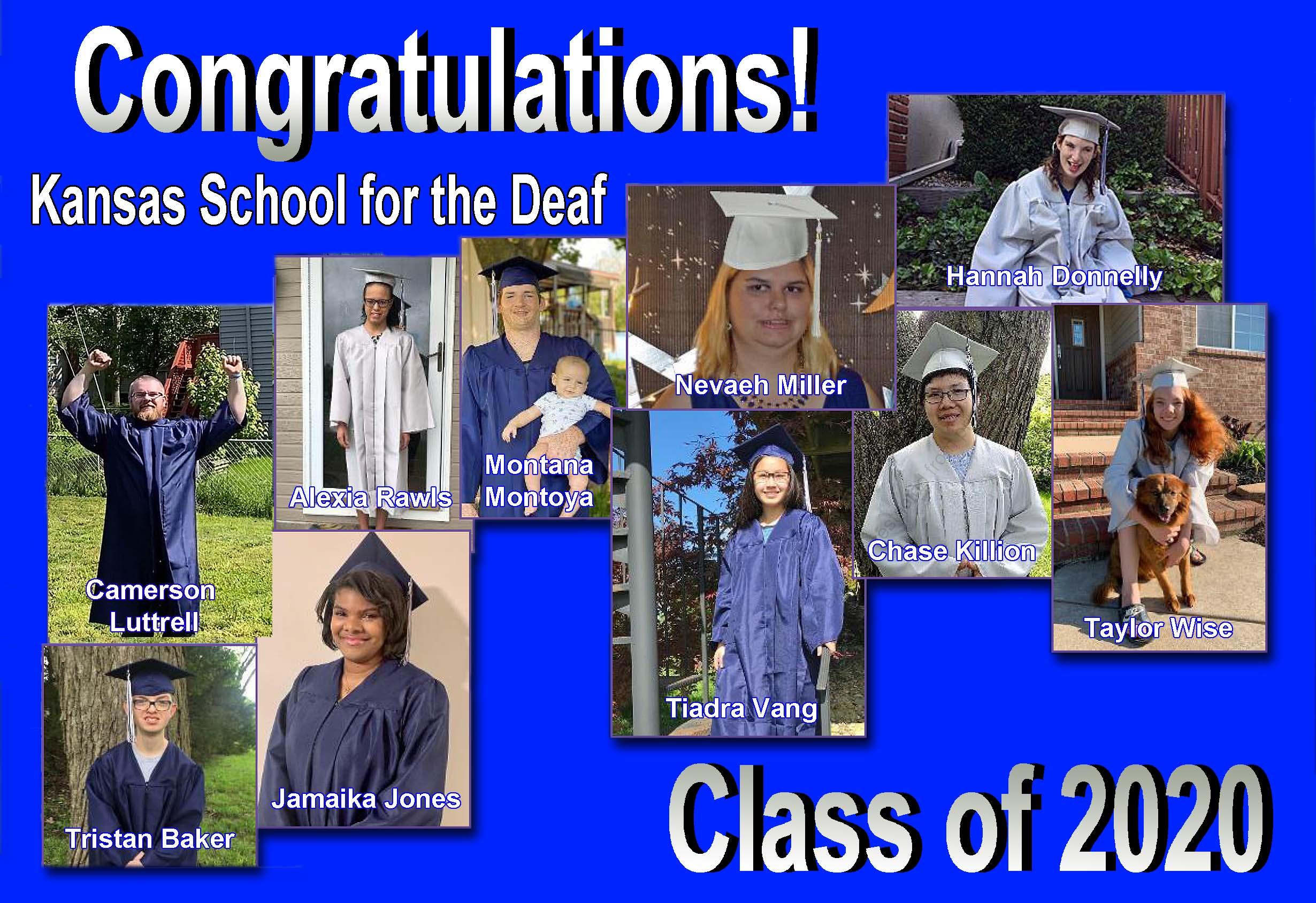 KSD Class of 2020