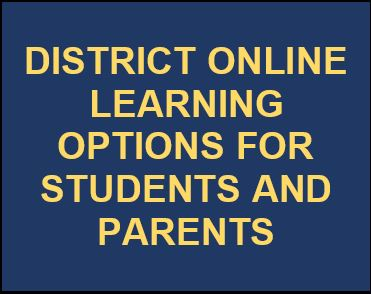 link to online learning at HCBOE