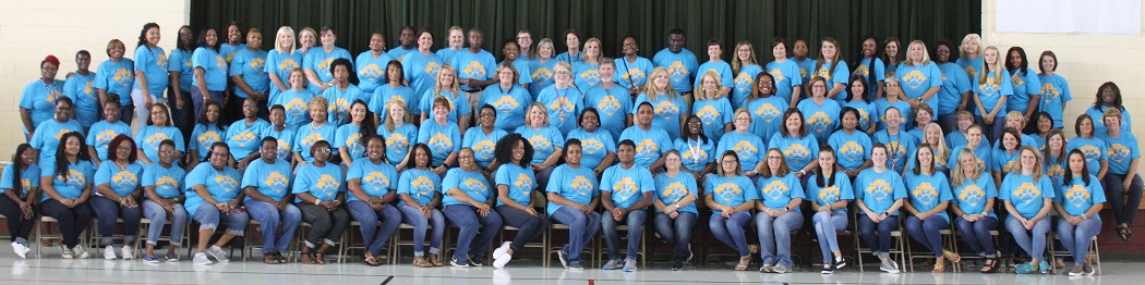 2018-2019 SCPS Teachers and Staff