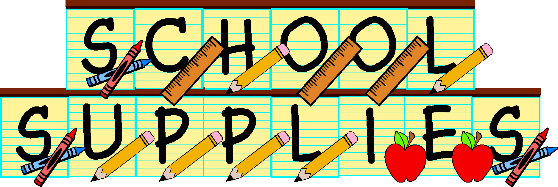 School Supplies and Uniform List