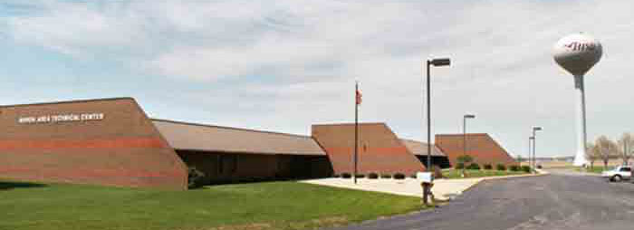 Picture of Huron Area Technical Center Building