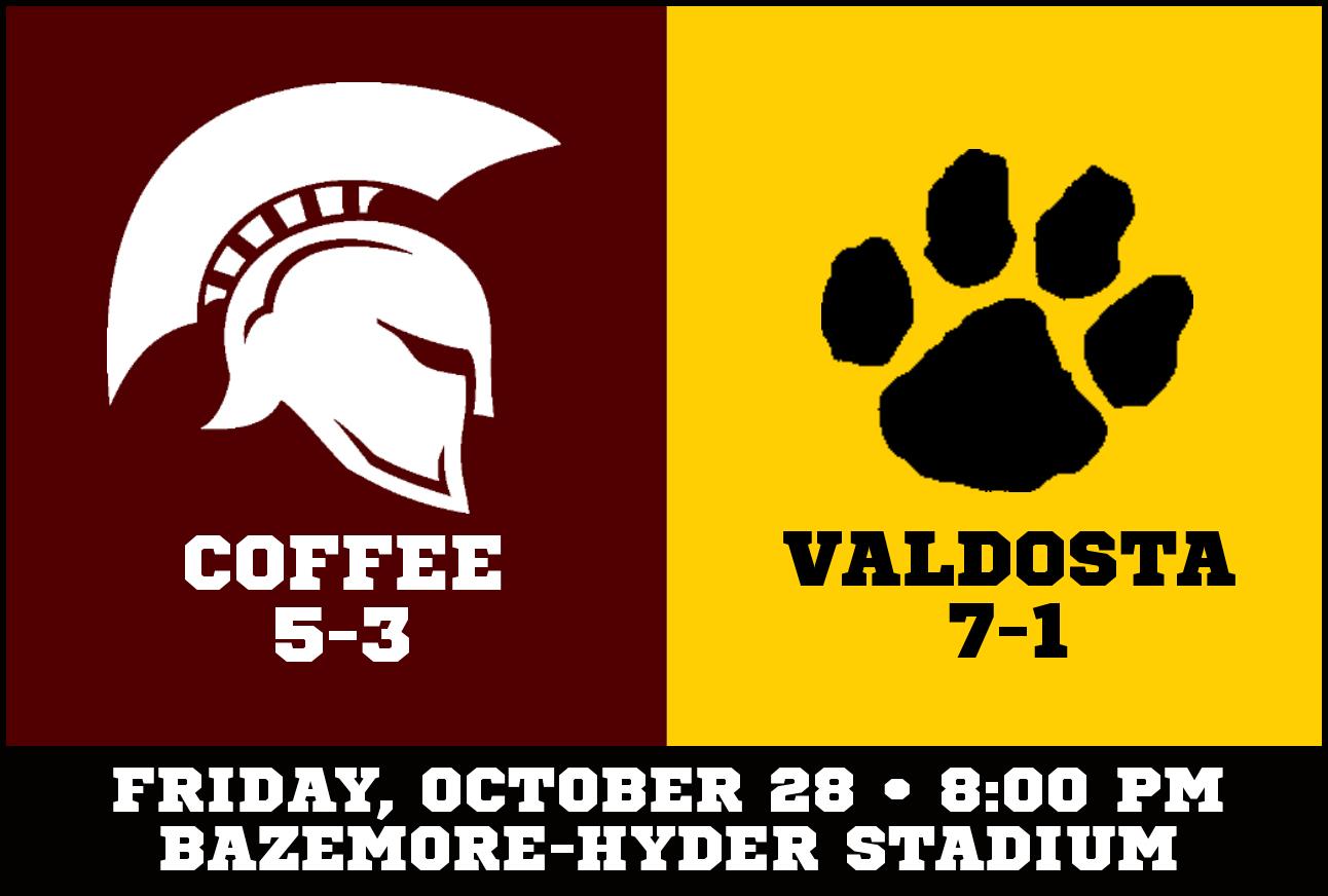 Coffee vs Valdosta