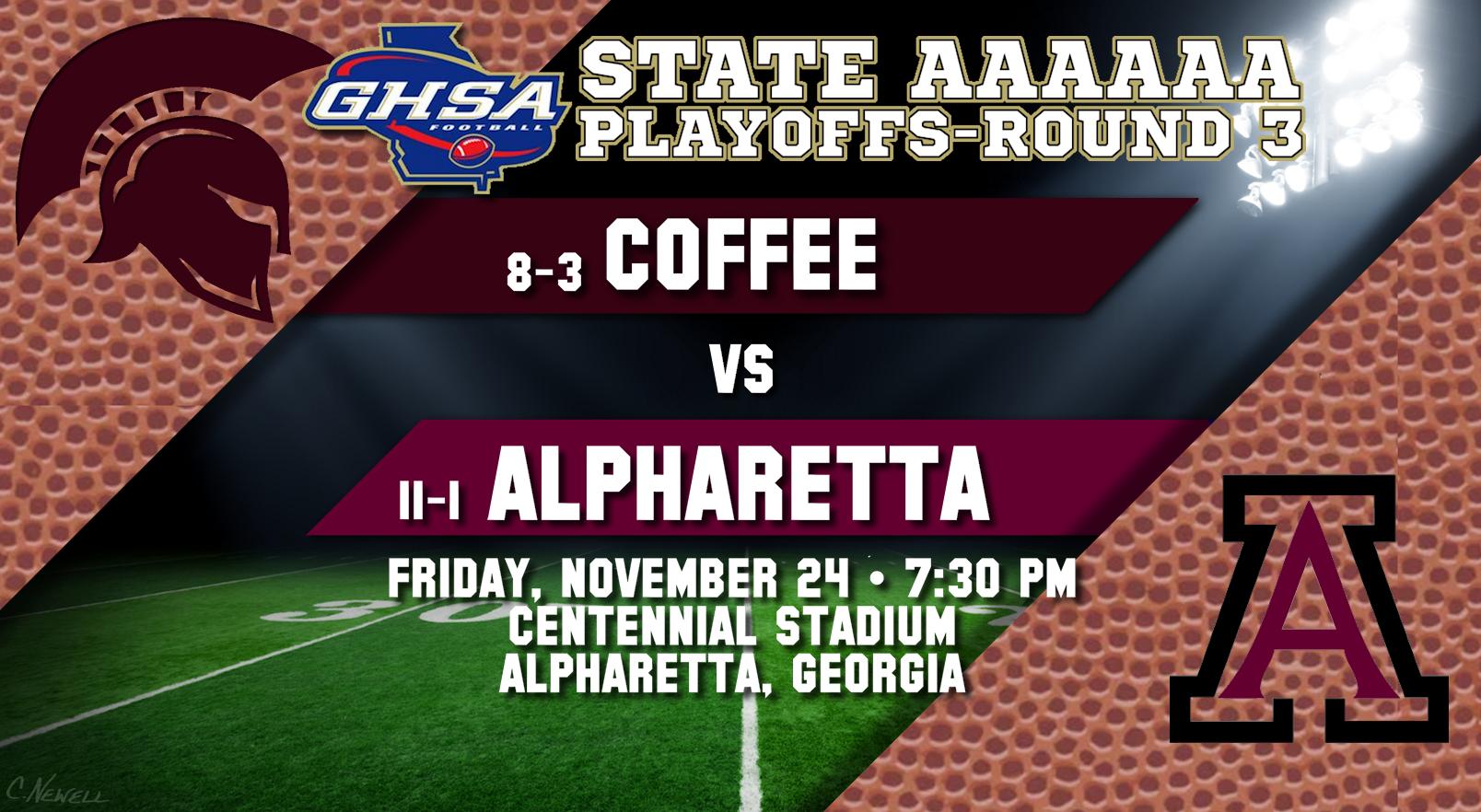 Coffee vs Alpharetta