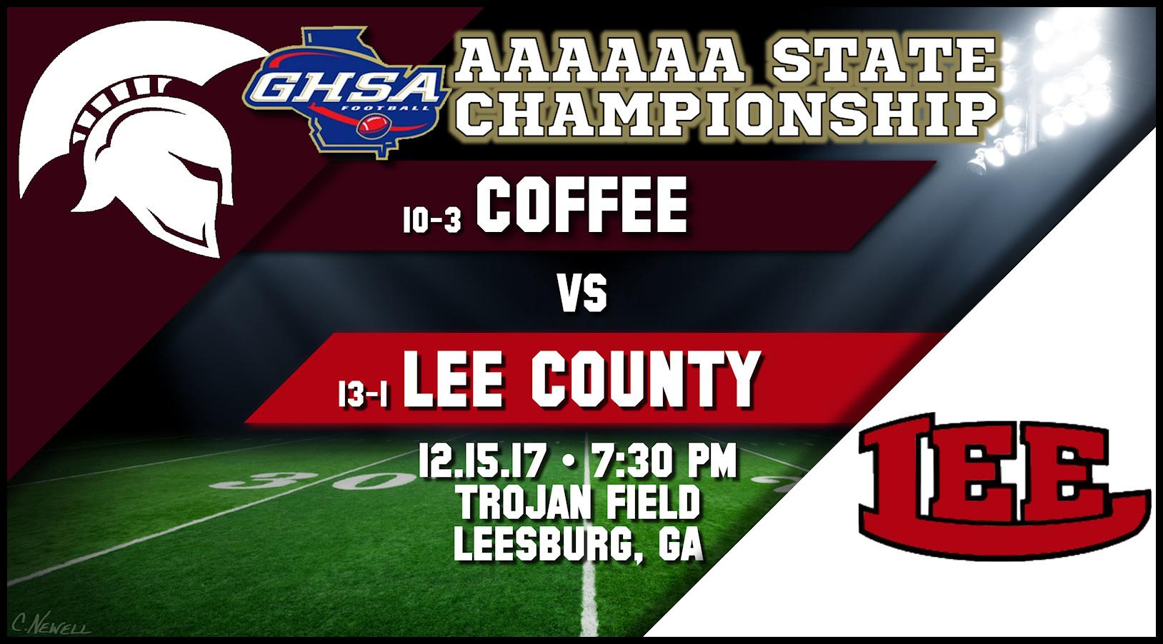 Coffee vs Lee County