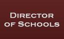 Director of Schools