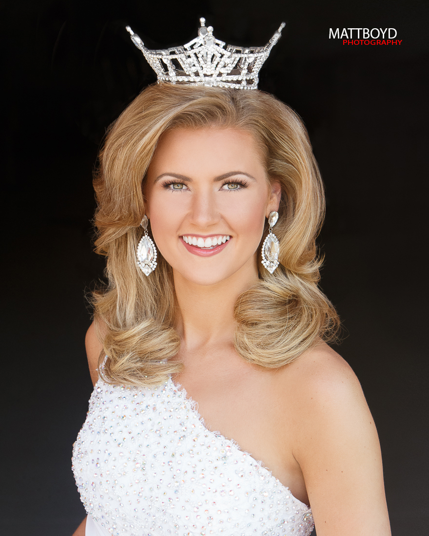 Miss Alabama Hayley Barber