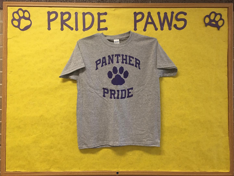 Panther Pride T Shirt