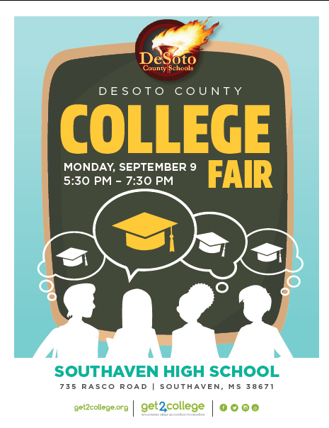 College Fair Sept 9