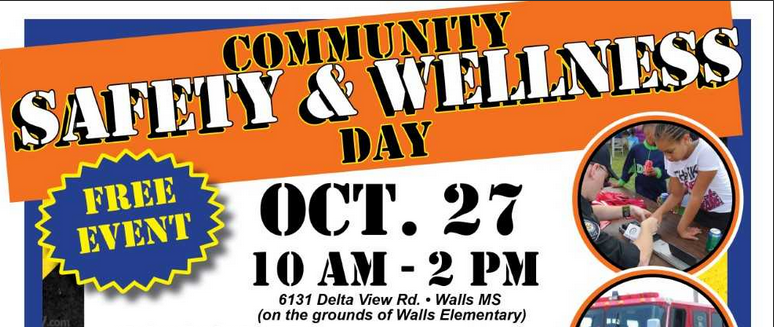 Community Safety & Wellness Day