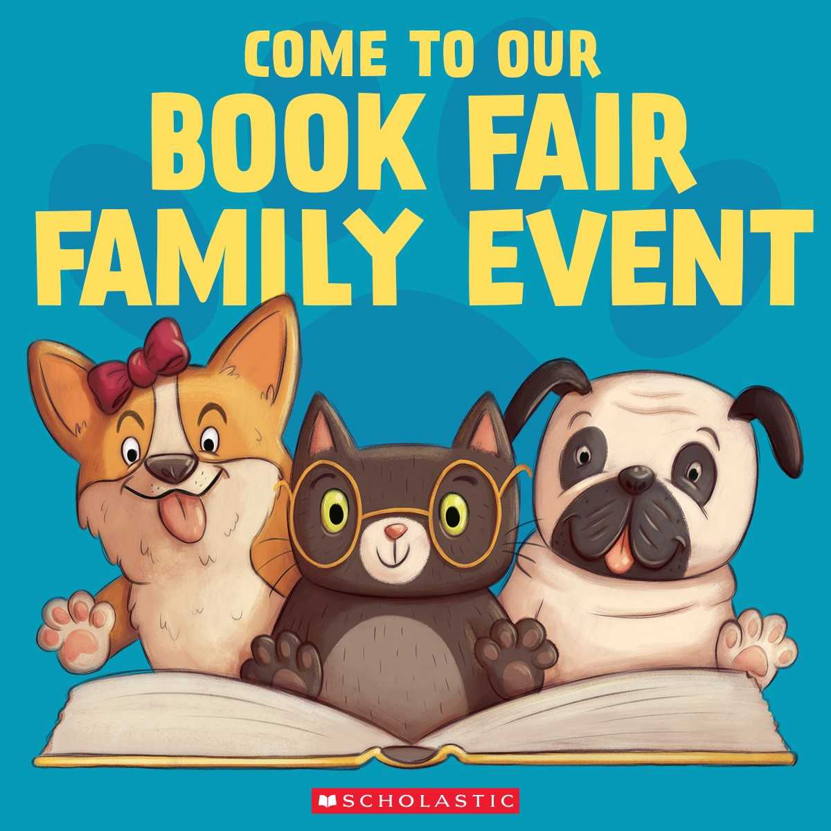 Family Bookfair Night