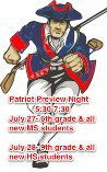 Patriot Preview Night