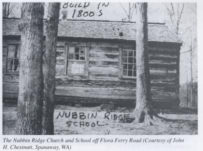Nubbin Ridge
