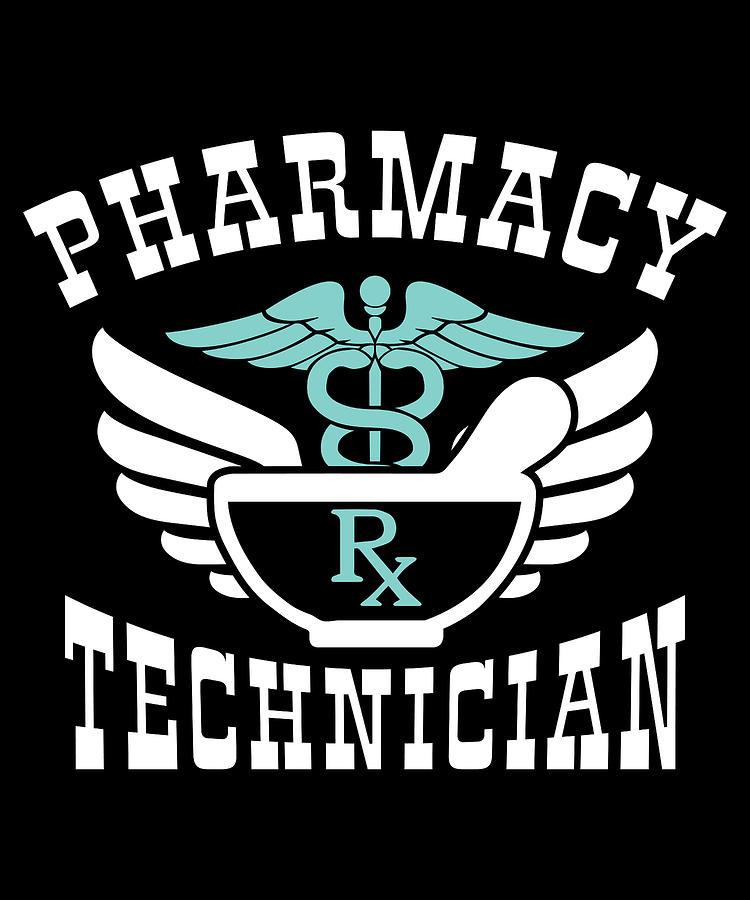 Pharmacy Tech Logo