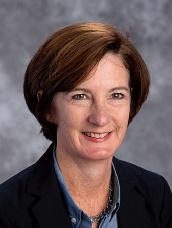 Mrs. Elizabeth Curtis - Asst. Principal