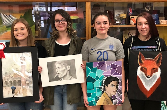 Art Show Winners 2018
