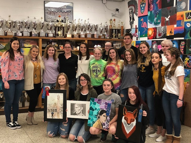 Art Show Group 2018