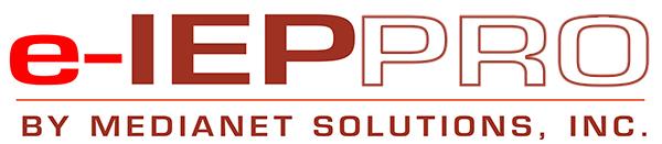 e-IEP Pro logo