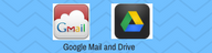Google Drive and Gmail