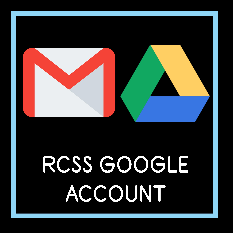 RCSS Google Acct Icon