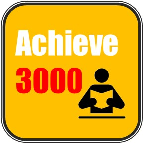 link to Achieve3000 online reading program for students