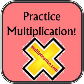 link to multiplication.com for math practice games