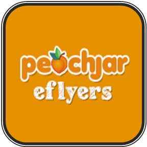 Button for Peachjar Electronic Flyers