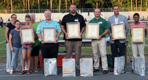 ERHS Athletics Hall of Fame Honorees