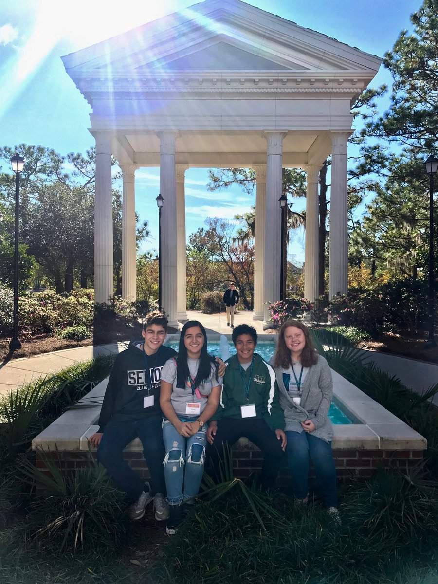 ER Band Students Selected for UNC-W Honor Band