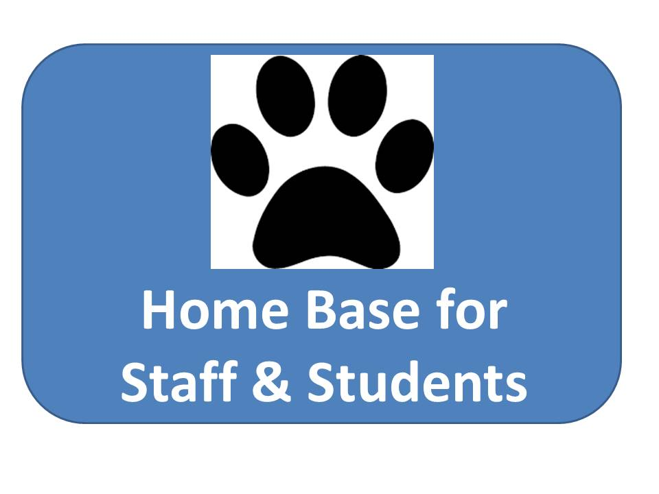 Link to Home Base for Staff and Students