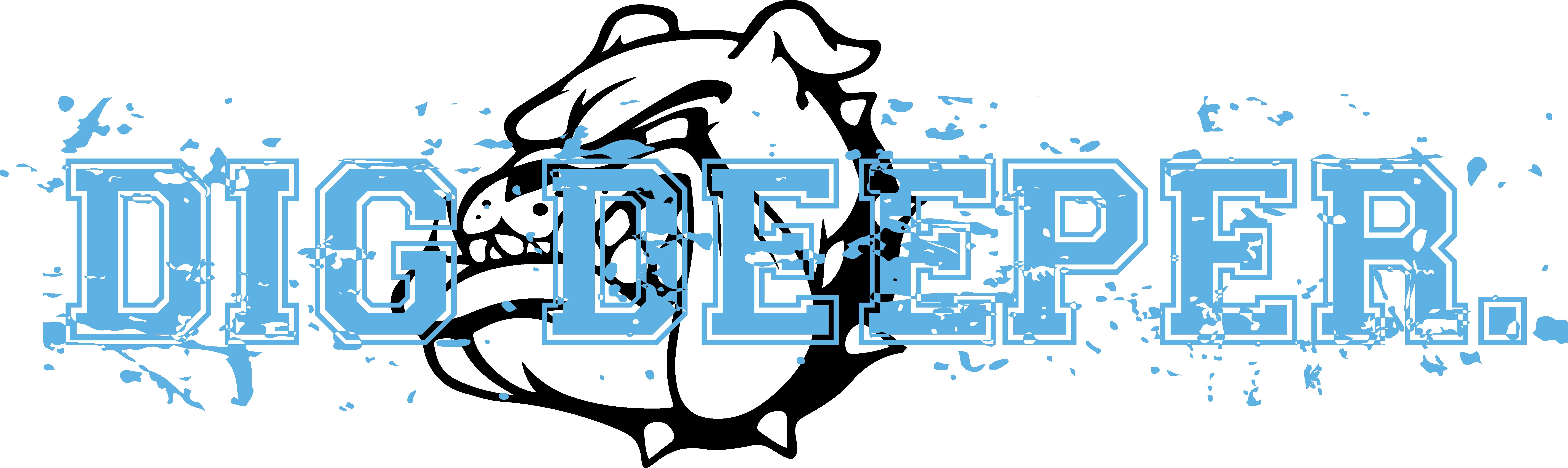 Dig Deeper - THS logo