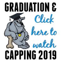 click here to watch graduation and capping 2019