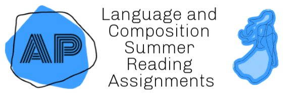 ap lang and comp summer reading assignments