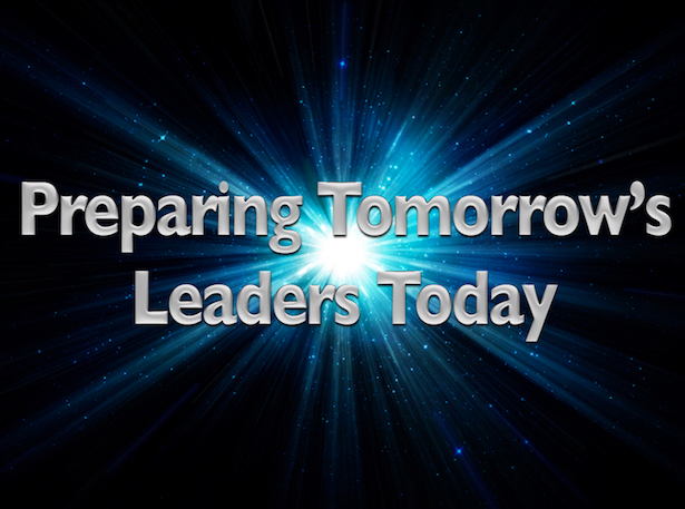 Preparing Tomorrow's Leaders Today!