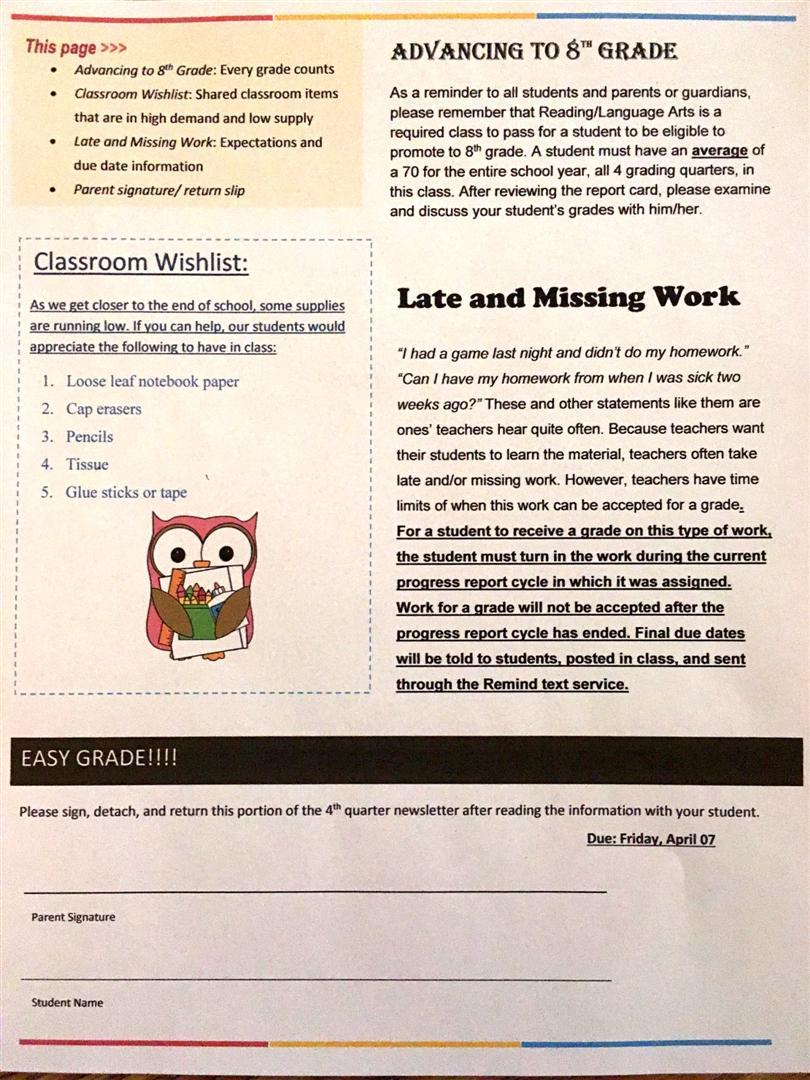 Q4 Newsletter