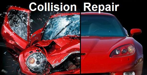 collision repart