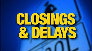 Closings and Delays icon