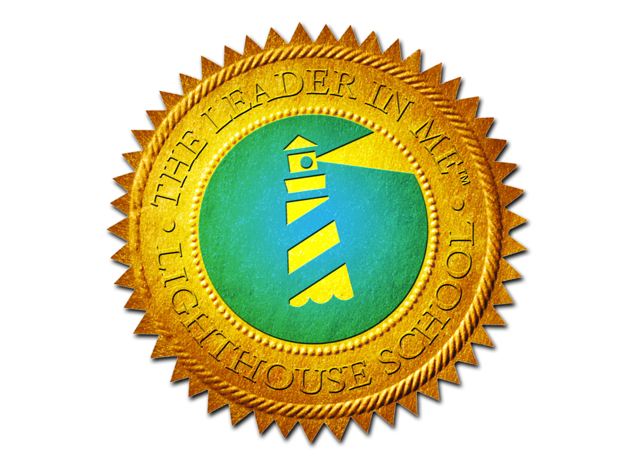 Leader in Me Lighthouse Seal