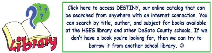 Destiny Catalog Search