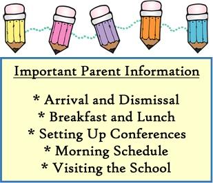 Important Parent Information